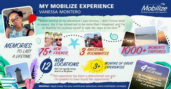 Mobilize America - Vanessa - infographic