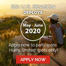 5th US Season Deployers May/June 2020 - Job seekers: find your summer job and get a work/travel adventure of a lifetime!